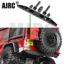 Convient pour TRAXXAS TRX-4 Defender classique pare-chocs arrière en métal pare-chocs arrière multifonction pare-chocs arrière amélioré anti-collision