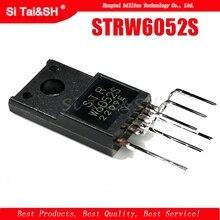 5pcs/lot STRW6052S STR-W6052 STRW6052 TO220F