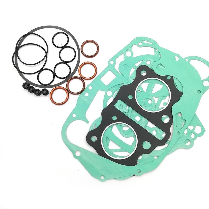 1 conjunto de Juntas Do Cilindro Do Motor Da Motocicleta Kit Para Honda CB350 CL350 70-73 - SL350K 69-70