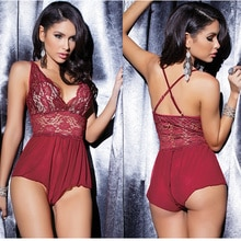 underwear perspective mesh Fun large size sexy costumes lingerie erotic costume novelty special use