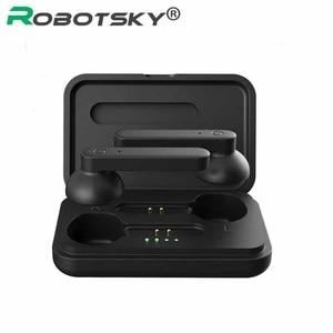 2020 X12 TWS Bluetooth headphones Deep Bass Sport Wireless earphones Stereo Headset Earbuds For Black i9000 i12 Pro Elair Fone
