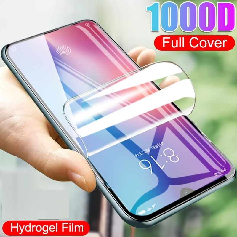 Hydrogel Film For Realme 6i Screen Protector Realme 5 6 7 Pro 6s X Xt X2 X3 X7 X50 Pro C3 C11 C15 C 11 C 3 C 15 Protector