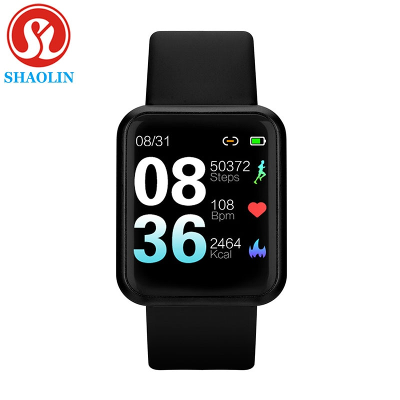 Waterproof Smart Watch Bluetooth Smartwatch For Apple Watch IPhone Android Watch Heart Rate Monitor
