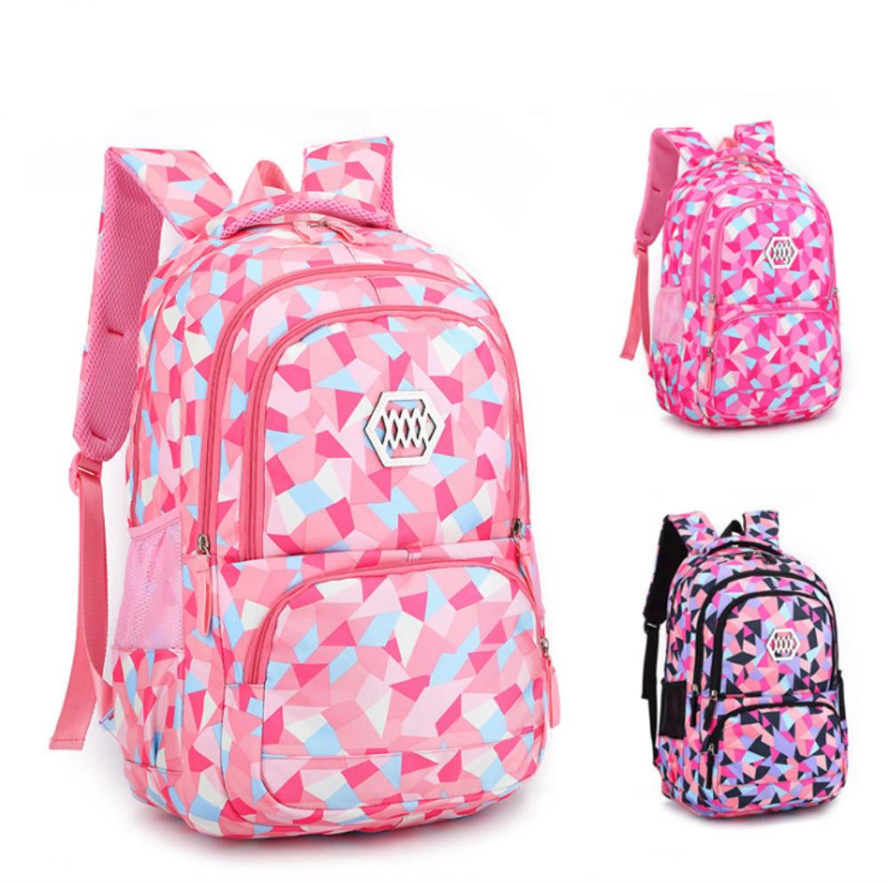 Детские школьные ранцы для мальчиков и девочек, популярные вместительные водонепроницаемые Рюкзаки для учебников для подростков, 2021