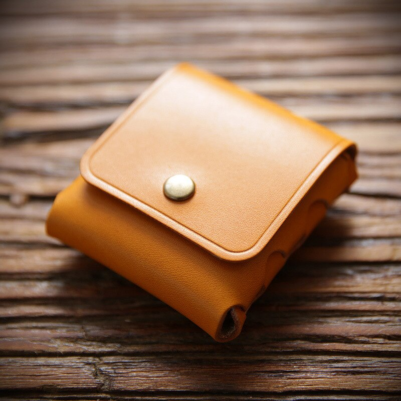 SIKU genuine leather wallet case handmade coin purses holders famous brand small purse