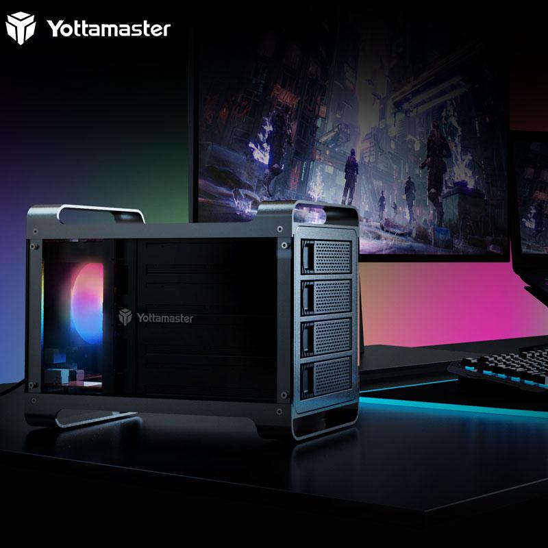 Yottamaster 4 Bay 2.5