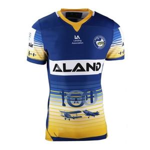 2021 Parramatta Eels RAAF 100 Rugby Jersey