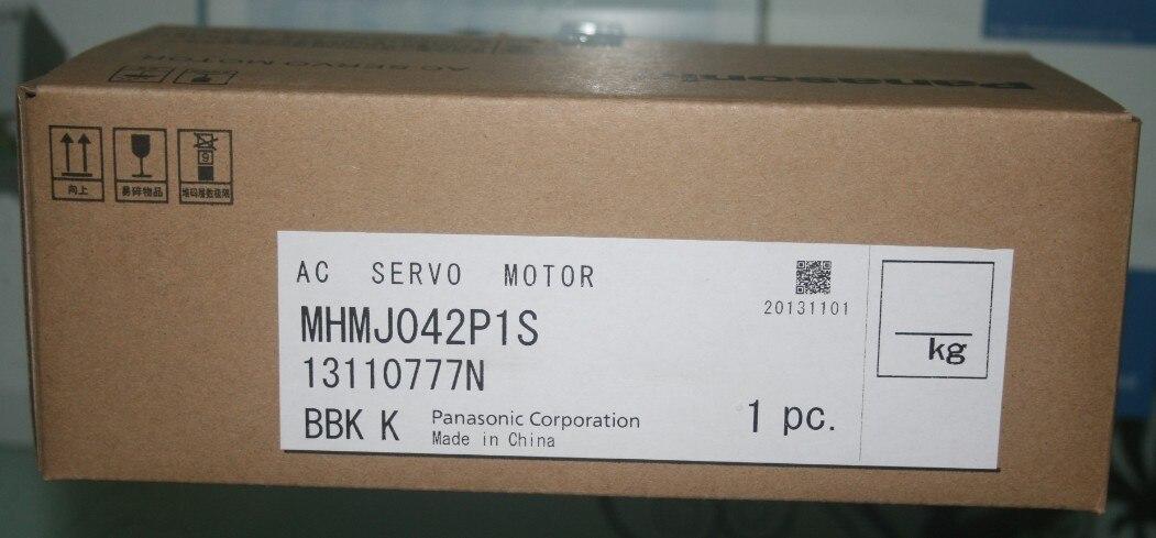 باناسونيك-محرك سيرفو بسيط ، سلسلة Liqi E ، 400 واط ، MHMJ042P1S