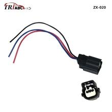 13394368 pdc sensor de estacionamento conector plug para chevrolet opel jeep buick maserati ghibli 3 pinos fio parktronic cabo de conexão