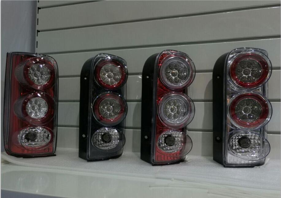 2016 new style old hiace 1993-2004 LED tail lamp mini bus hiace LED taillights