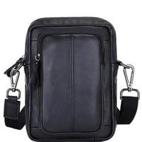 mens purse wear belt vertical high capacity multi functional mobile phone bag oblique cross shoulder bag wholesaleretail