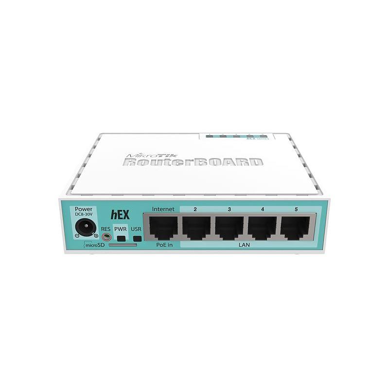 MikroTik RB750Gr3 Hex ROS 5-портовый мини-роутер 5x1000 Мбит/с порт s маршрутизаторы L4