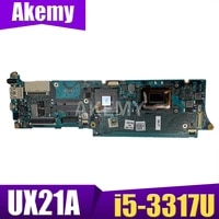 xinkaidi ux21a motherboard i5 3317u fit for ux21a rev 2 0 laptop motherboard fully tested working
