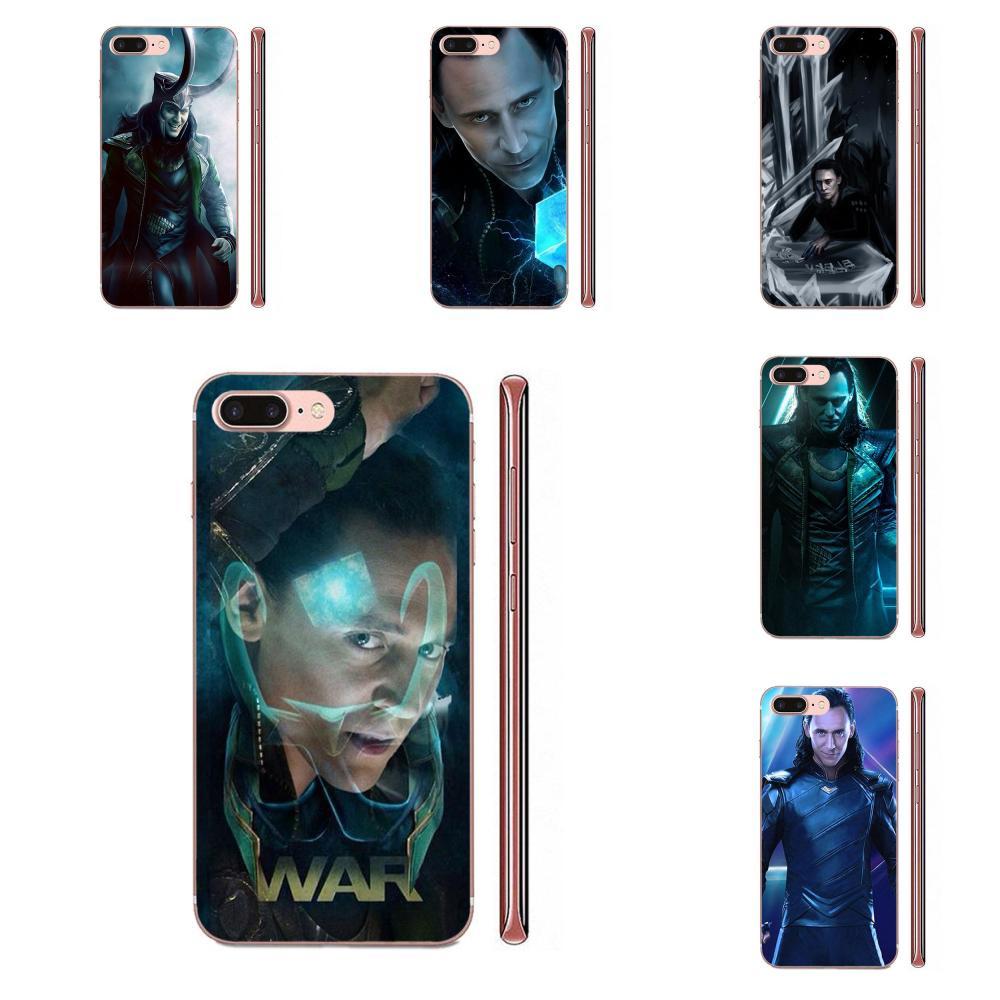Loki Thor foto cubierta transparente para Huawei Honor 5C 5X 6A 6X 7 7A 7X 8 8A 8S 8X 9 10 30 Lite Pro Y6 II Y7 Y9 primer 2019