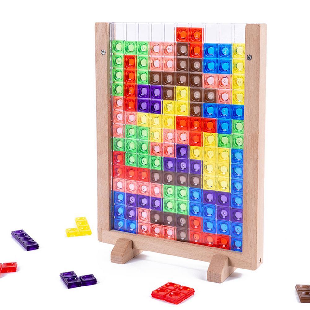 Красочные 3D головоломки, игрушки, высокое качество, математические игрушки, головоломки, головоломки для детей, дошкольное воображение, обу...