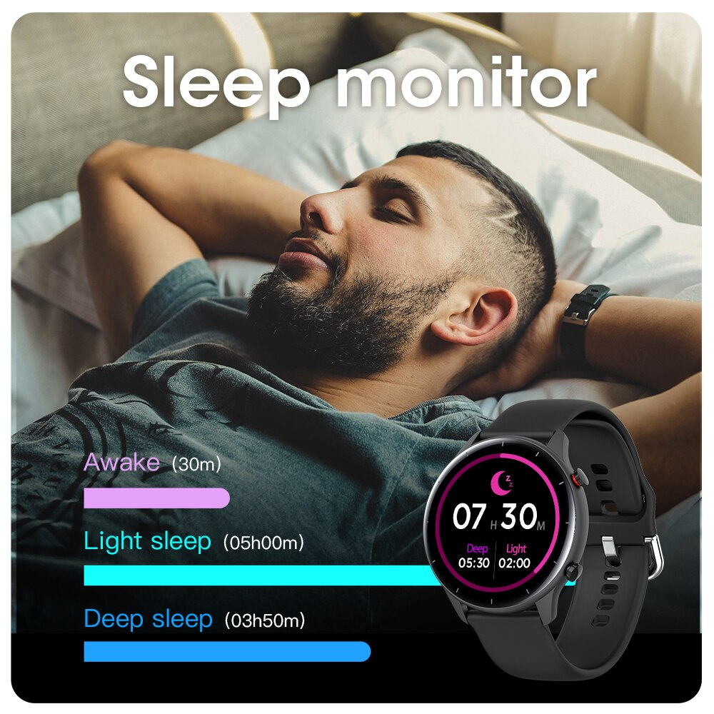 For Huawei Xiaomi Android Phone IPhone IOS GTR Smart Watch Men 2021 IP68 Android Smartwatch Bluetooth Call ECG Smart Watch