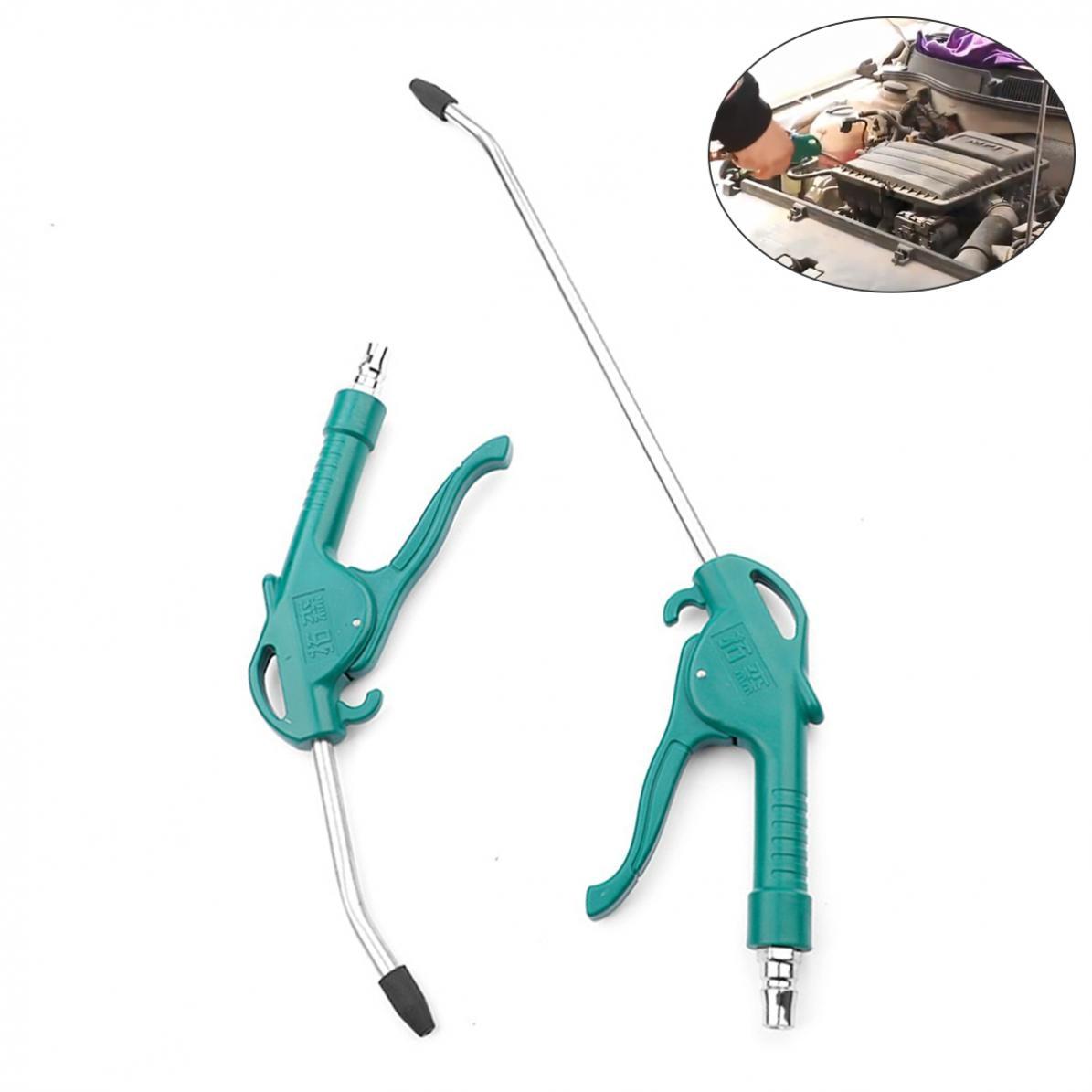 Pistola de Sopro de ar Compressor de pó Ferramenta de Limpeza para Compressor de ar Arma de Sopro Gatilho Mais Limpo Soprador Bico Novo
