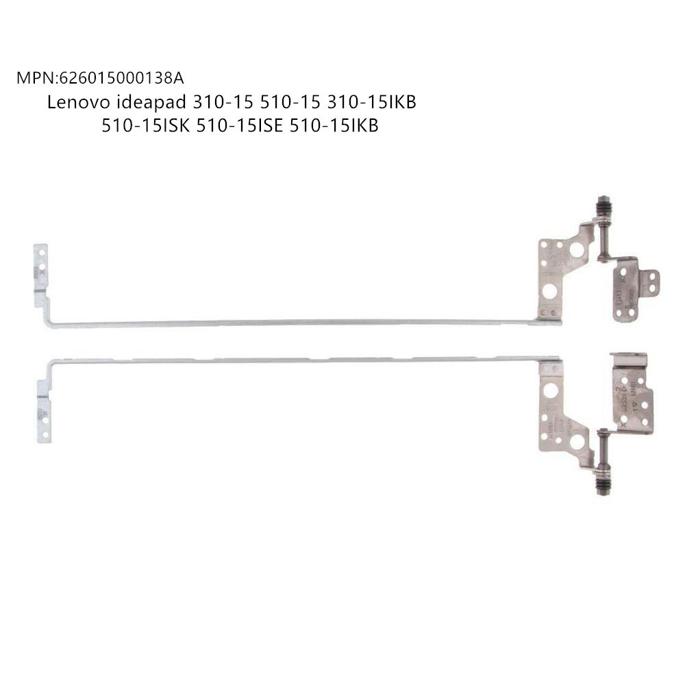 Bisagras Lcd 626015000138A nuevo Original para Lenovo ideapad 510-15 510-15ISK 510-15ISE 510-15IKB 310-15 310-15IKB