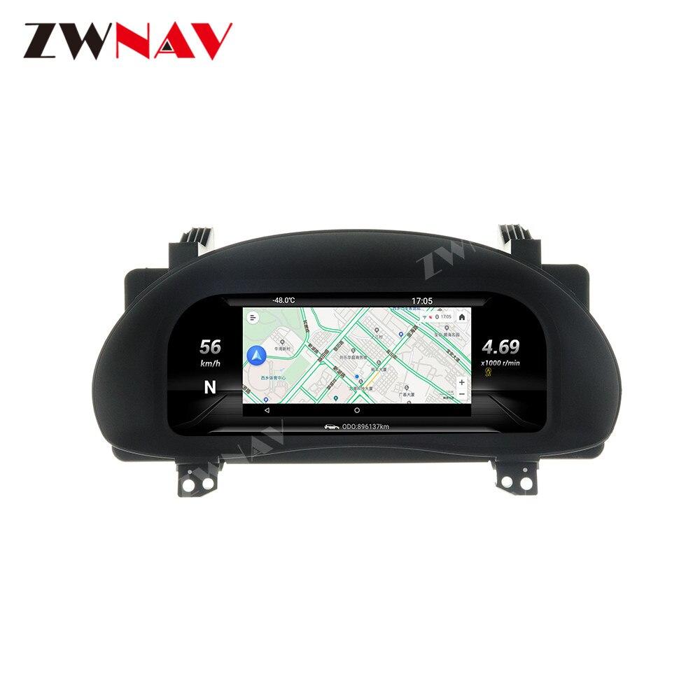 Android 9,0 метр экран приборной панели автомобиля инструменты для Toyota Corolla дисплей мультимедиа плеер GPS навигация