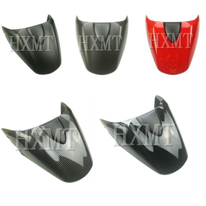 غطاء المقعد الخلفي للدراجات النارية ، لـ Ducati Monster 796 ، 1100 ، 696 ، 795 M ، 659 ، 1100 ، 2008-2014 ، أسود وأحمر