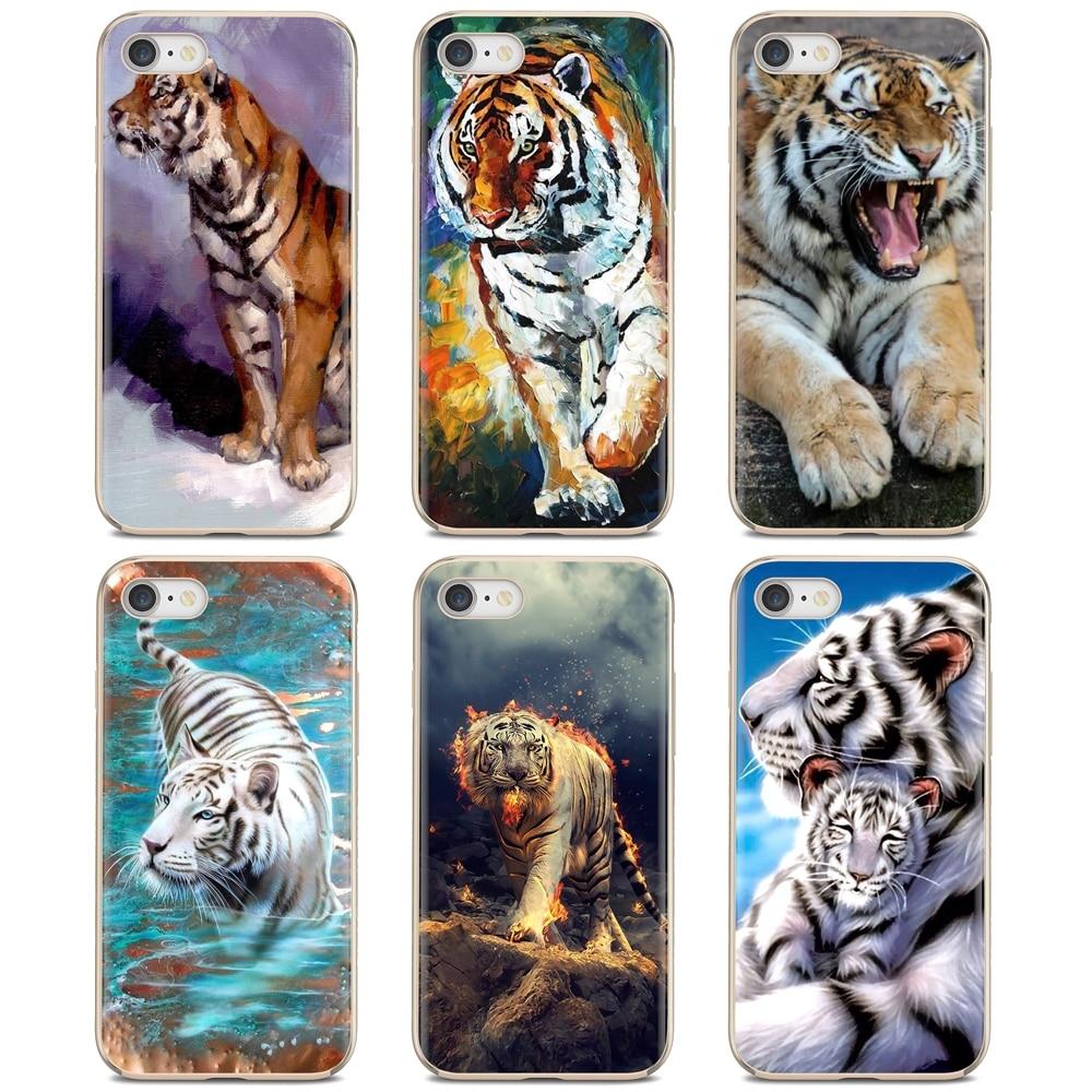 Soft TPU Case For Samsung Galaxy J1 J2 J3 J4 J5 J6 J7 J8 Plus 2018 Prime 2015 2016 2017 EU angry tiger animal Cub Luxury Quality