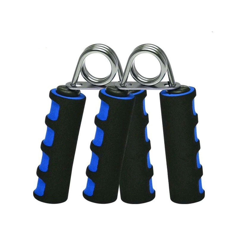 Рукоятка для фитнеса, тренажер для рук, прочная пена, захваты для запястья, реабилитация пальцев, накопление мышц, тренировочный тяжёлый спо...