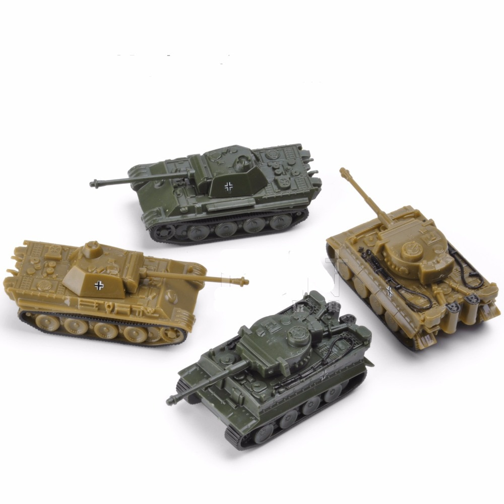 1 144 world war ii aircraft model alloy b 29 bombers of the b29 simulation model of static military decoration model 1:144 4D Classic Tank Model of World War II Finished Model Type Tiger / Leopard Sand Table Plastic Tanks Toy