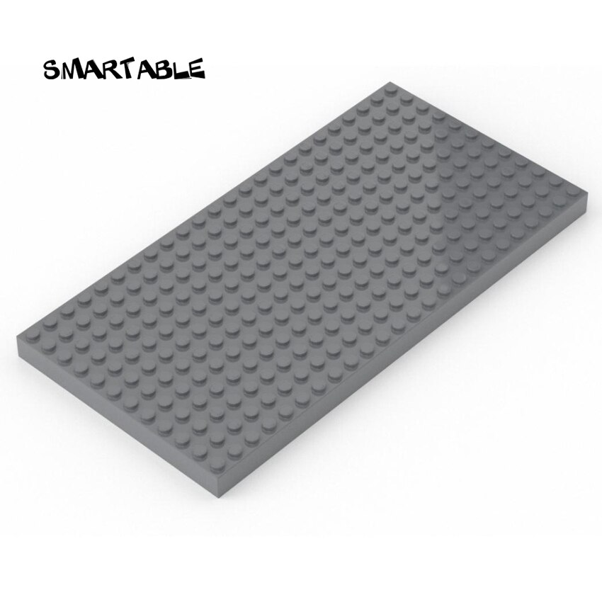 Smartable Brick 12X24 Building Blocks Parts DIY Toys For Kids Creative Gift Compatible Major Brands MOC Toy 1pcs/lot