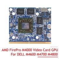 Original Neue fur DELL M4600 M4700 M4800 M4000 216-0834044 M4000 Grafikkarte Display AMD FirePro M4000 Video Karte GPU