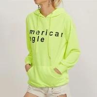 rainbowwaves hoodies women warm 2021 spring fleece oversized pocket hooded casual sweatshirt classic clothing