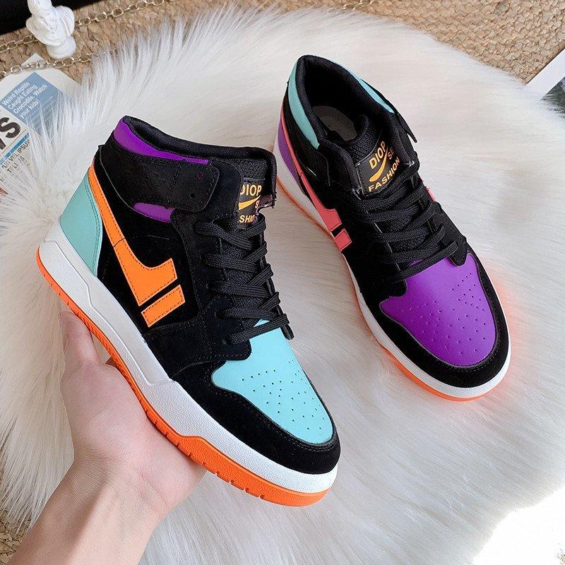 Zapatos De suela gruesa para Mujer, Zapatillas planas De plataforma alta, antideslizantes...