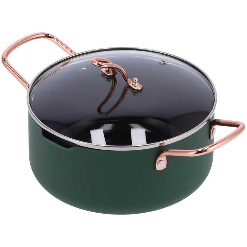 المنزلية غير عصا وعاء مع غطاء الفولاذ المقاوم للصدأ موقد غاز ستيك مقلاة للمطبخ المنزل لوازم المطبخ