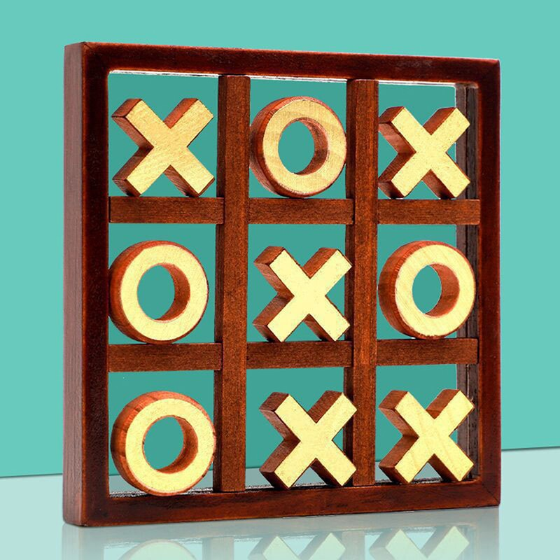 Фото - XO Wood Board Game Toy Leisure Parent-Child Interaction Game Board Chess Developing Intelligent Puzzle Game Educational Toys 2021 novelty kids bean bag toss game toys outdoor dart board game game toy set fun parent child interaction educational game
