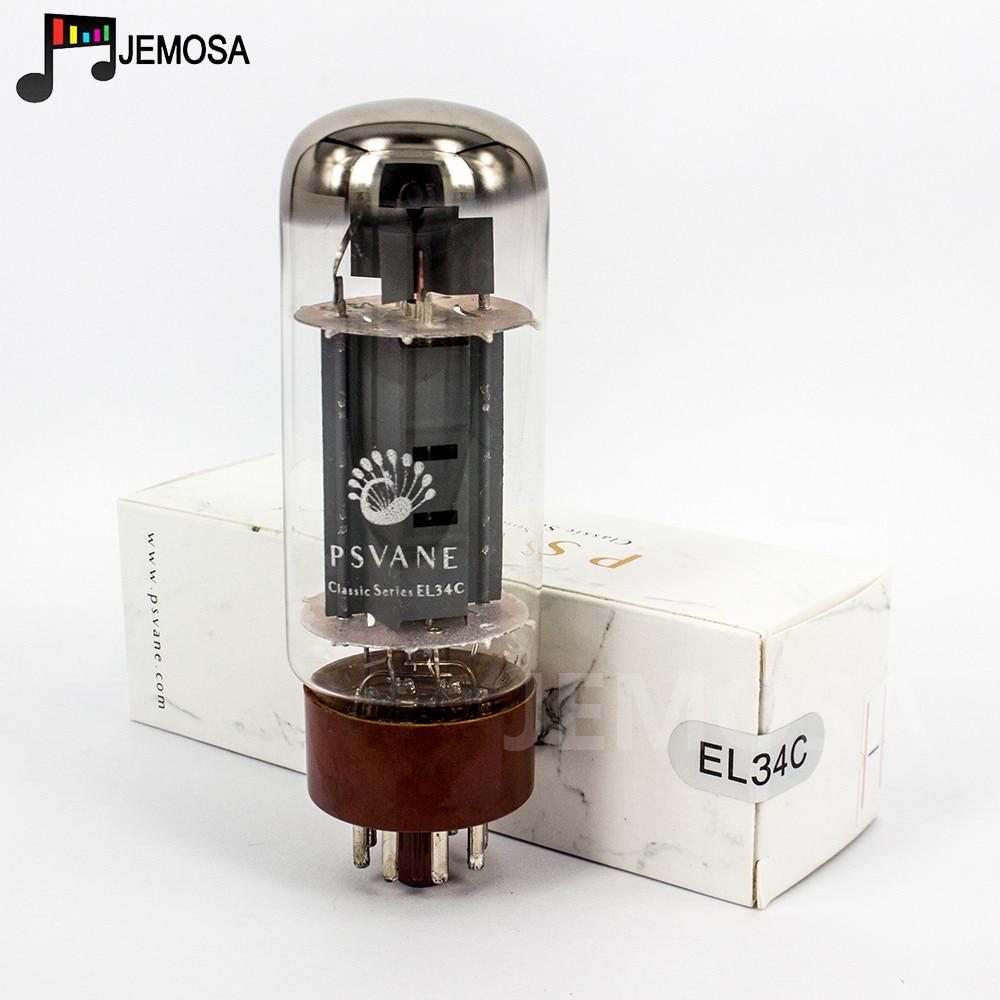 PSVANE EL34 rura próżniowa EL34C zastąpić EL34B 6CA7-Z 6CA7-T WE6CA7 lampa elektronowa HIFI Audio wzmacniacz lampy elektronowej