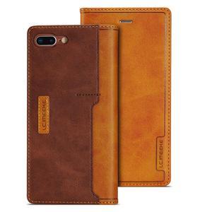 Luxury Magnetic Leather Phone Case For iPhone 6 / 6S / 6Plus / 6SPlus / 7 / 8 / 7Plus / 8Plus Flip Flio Card Cover Skin Fundas
