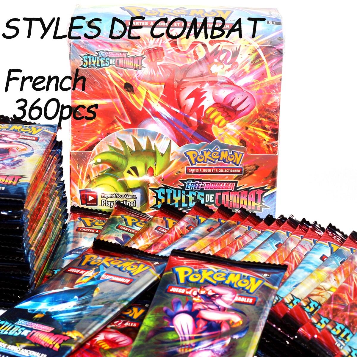 juego-de-cartas-de-pokemon-version-francesa-para-ninos-coleccion-de-estilos-de-combate-regalo-360-unids-caja