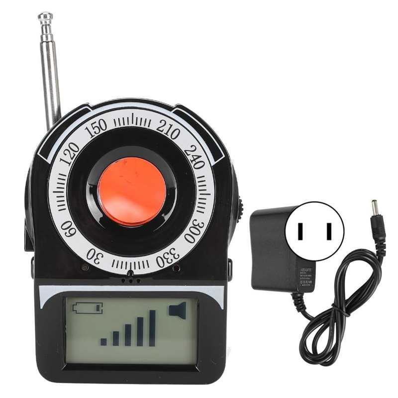 Camera Find Scanner  Radio Frequency Tracking Device Camera Find Detector Lens Scanner