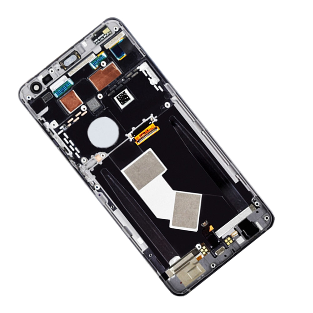 """5.7"""" For ASUS Zenfone AR ZS571KL LCD Display Touch Screen Digitizer Assembly with Frame Replacement Parts For ASUS ZS571KL LCD enlarge"""