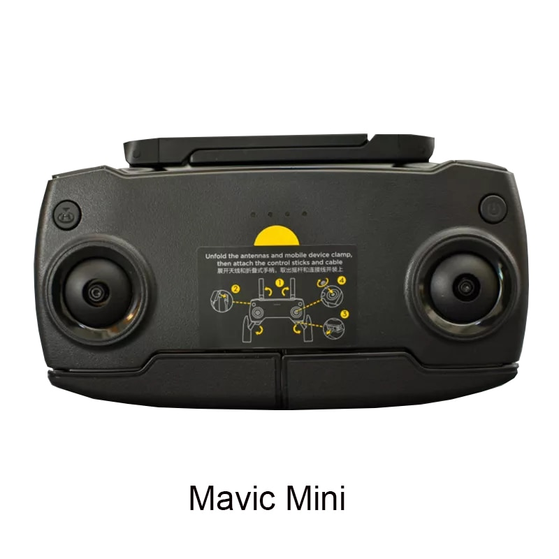 Second Hand Work Well for DJI Mavic Mini Original Remote Control for Repair Parts Accessory (Used)