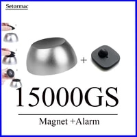 cloth tag remover magnet 15000gs golf detacher for rf8 2mhz eas system anti shoplifting systems