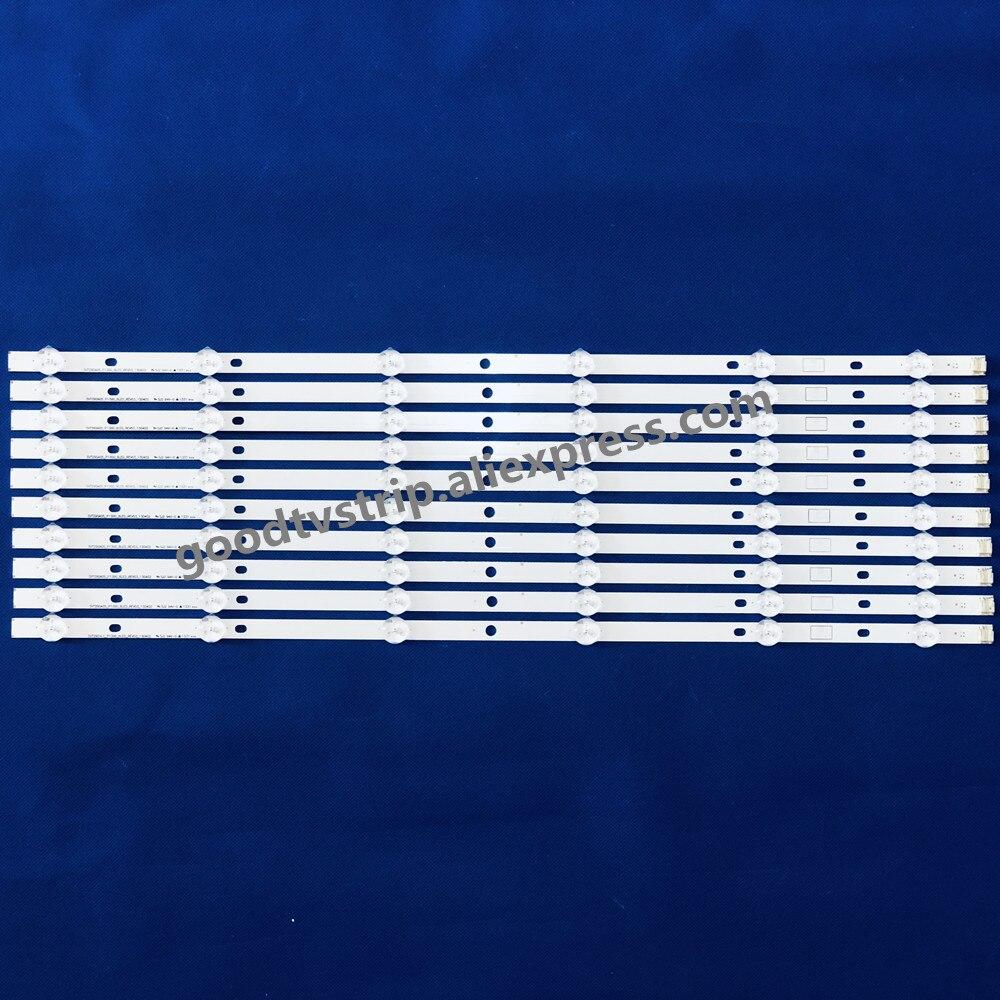 100% جديد LED قطاع SVT290A05 P1300 6LED REV03 LED الخلفية شرائط ل 29P1300VT 565 مللي متر