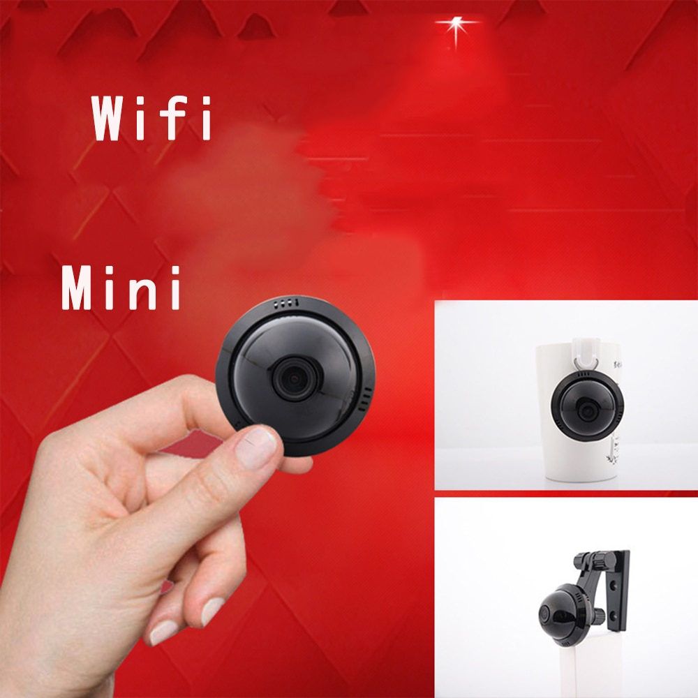 1080P HD Home Security IP Kamera Wireless Smart WiFi Nachtsicht Kamera Audio Record Überwachung Baby Monitor Mini CCTV kamera