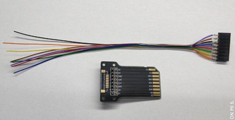 SD kart PCB port çıkışı ses ana bakım yerelleştirme veri EMMC okuma ve yazma araçları