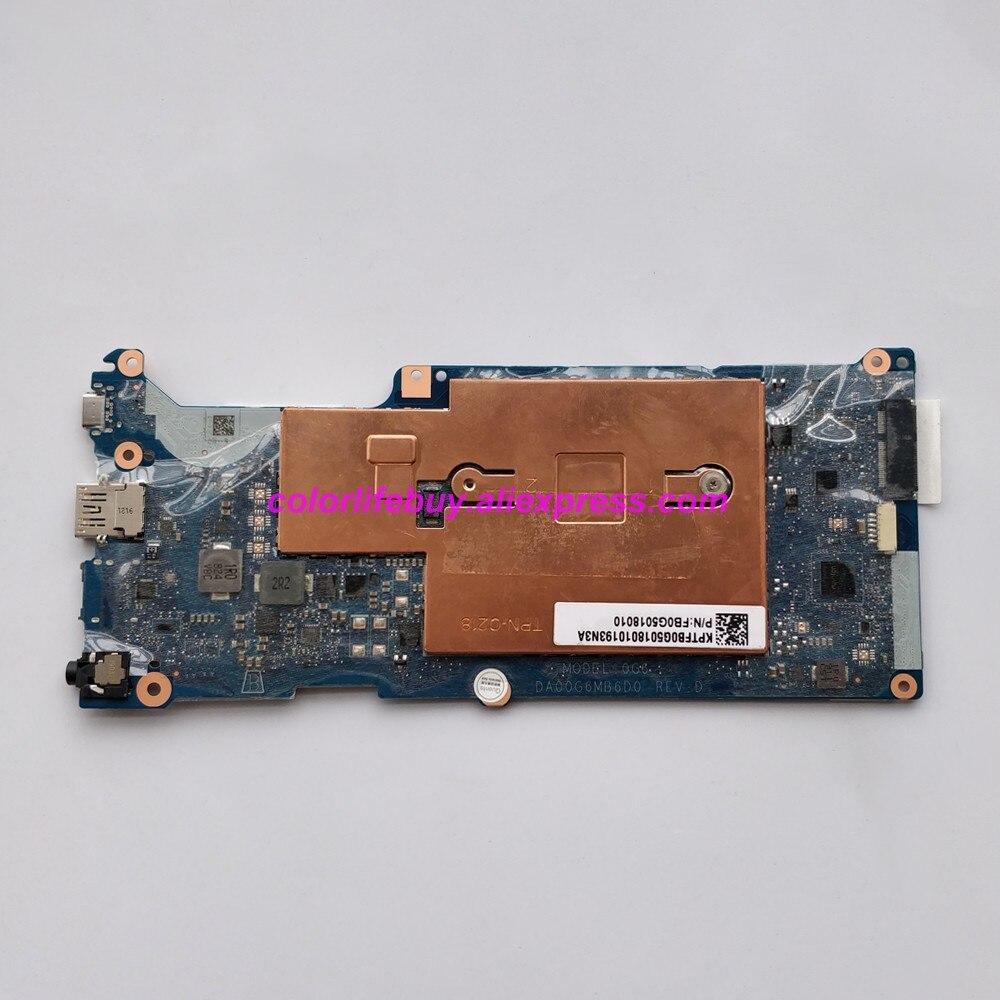 L53192-001 الأصلي DA00G6MB6D0 سيل N4000 8 جيجابايت 64GeMMC اللوحة الأم للكمبيوتر المحمول HP X360 11 G2
