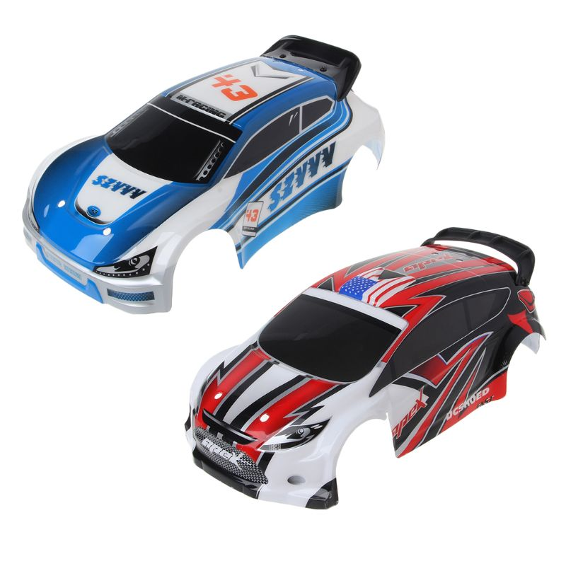 1 x  Car Shell Body Cover Canopy for WLtoys A949 1/18  A949-59 A949-60 RC Cars Spare Parts 203E enlarge