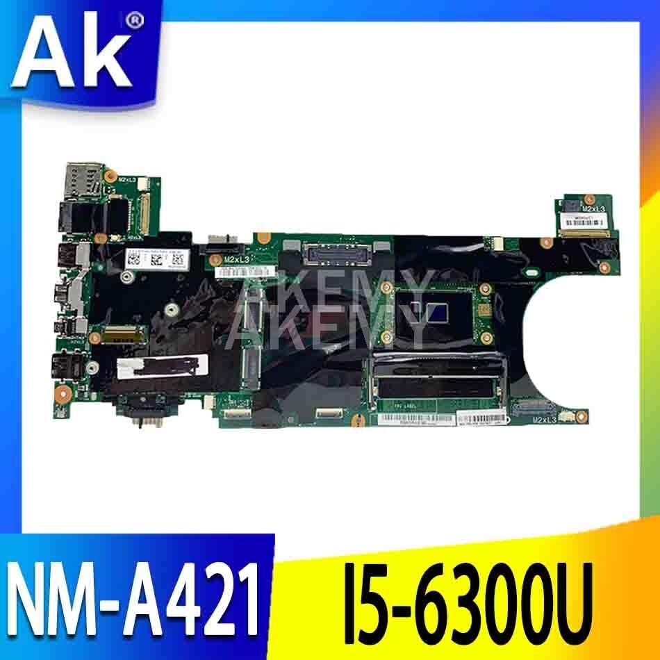 T460S اللوحة اللوحة ل ثينك باد محمول 20F9 20FA BT460 NM-A421 CPU: I5-6300U DDR4 4GB FRU 00JT937 00JT935 100% اختبار موافق