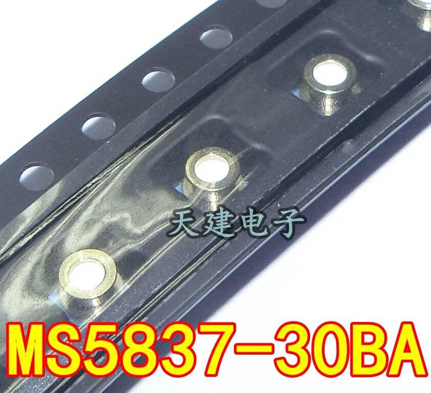 1PCS ~ 5 pçs/lote MS5837-30BA SMD Sensor de Pressão original Novo