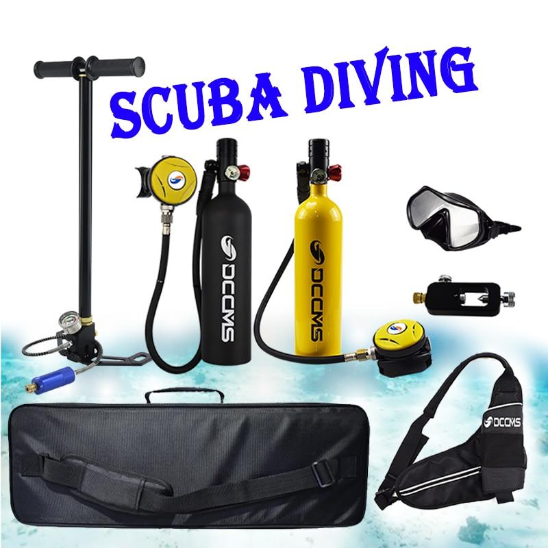 AliExpress - DCCMS diving oxygen tank scuba diving equipment portable snorkeling oxygen tank scuba diving spare oxygen tank