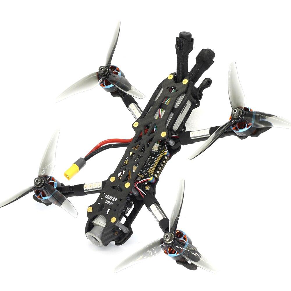Mark4 HD с skystarsF722 + KM 60A 32bit ESC 6S FPV Racing Drone BNF с DJI Air Unit