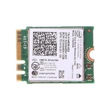Intel double bande sans fil 802.11 ca 3160 NGW Bluetooth 4.0 Wifi carte WLAN